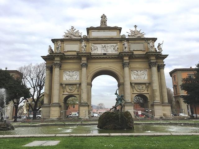 フィレンツェの凱旋門