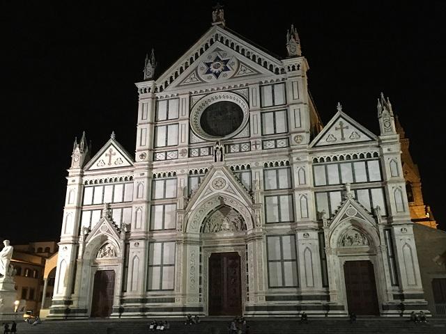 サンタクローチェ聖堂