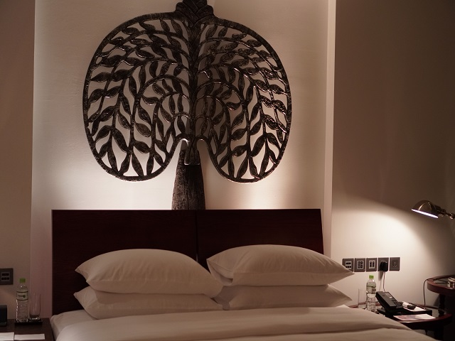 Park Hyatt Siem Reap king bed