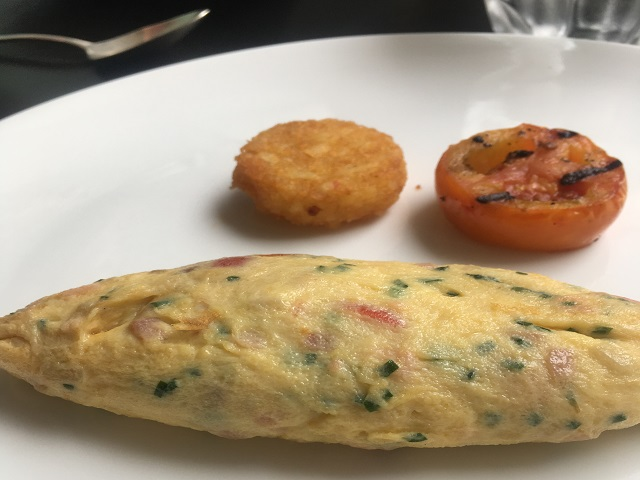 Park Hyatt Siem Reap Omelette
