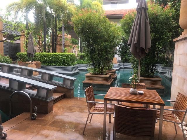 Park Hyatt Siem Reap hotel pool