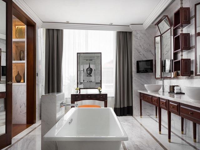 Park Hyatt Siem Reap bathroom