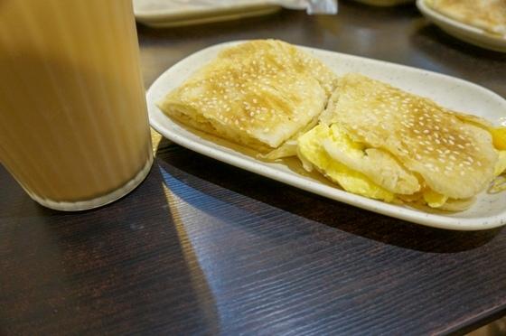 台湾サンドイッチ