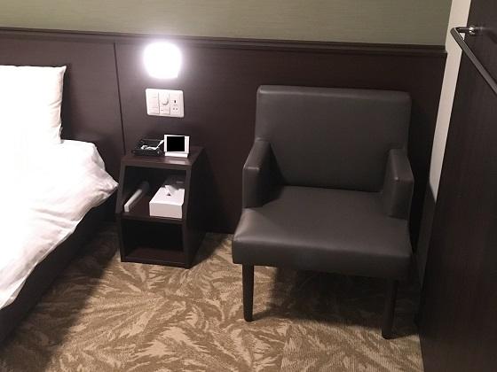 ソファも置いてあります