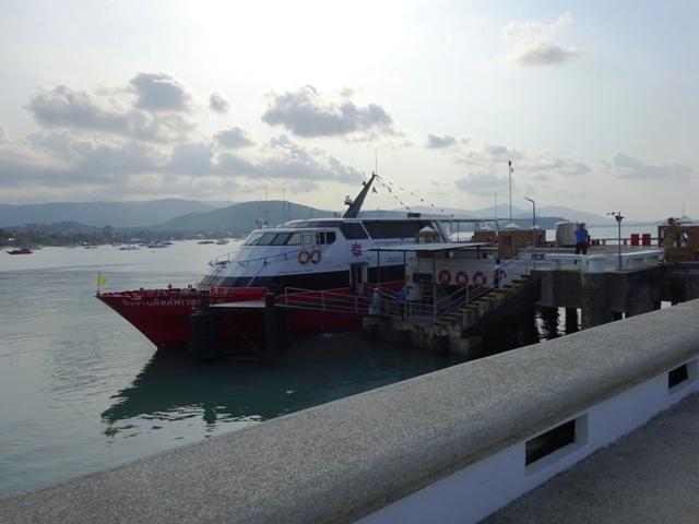 シートランの船