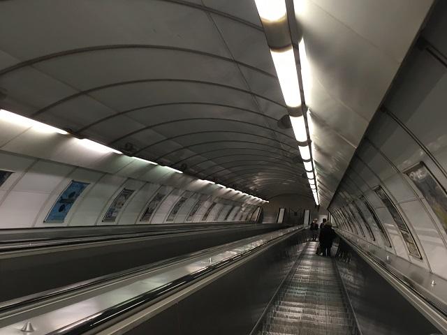 praque subway