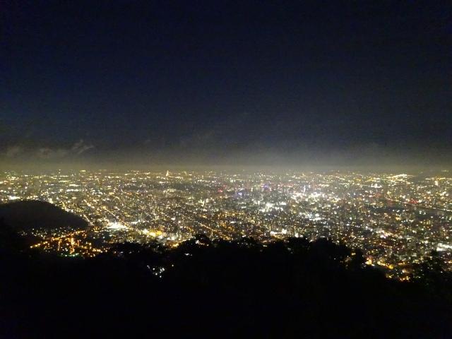 日本3大夜景だそうです