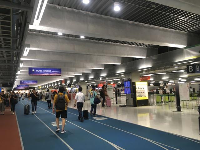 第3ターミナル内部