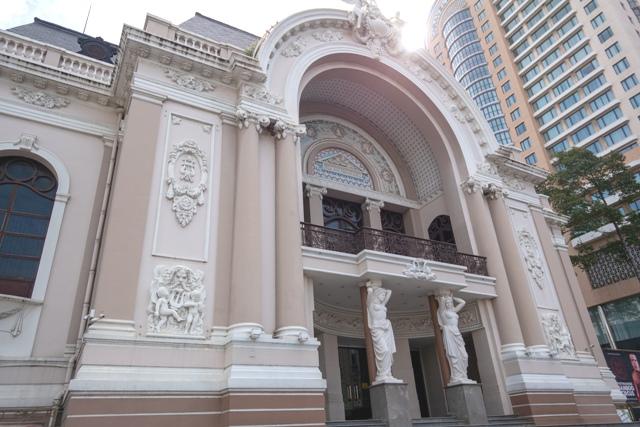 ホーチミン歌劇場