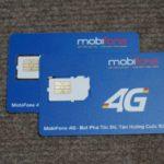 SIMカード(mobifone)