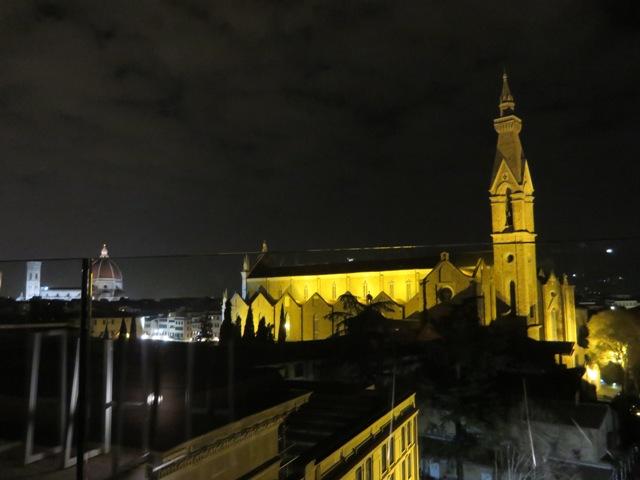 大聖堂がすぐ近くに見えます