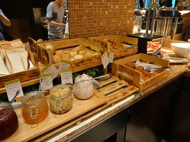 パンの種類は豊富