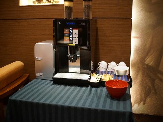 コーヒーもあります