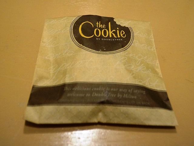 かろうじて撮ったクッキーの写真