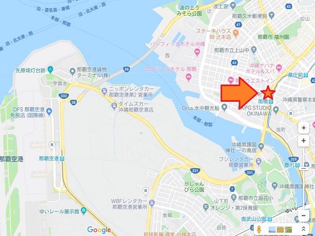 GoogleMapより