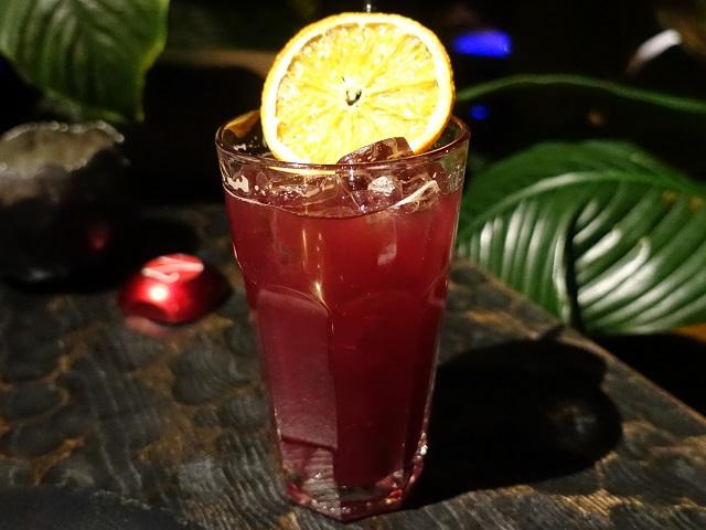 delicious drink at zuma in vladivostok