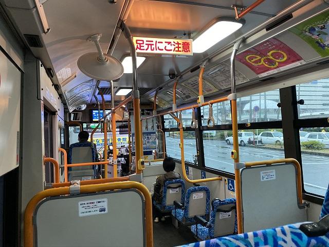 tokushima-citybus-inside