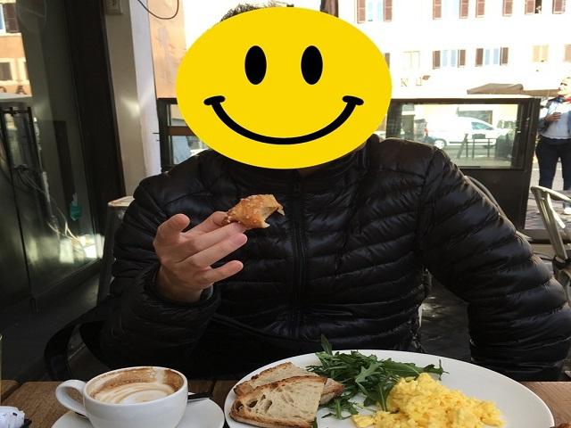 OBICA朝食