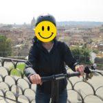 ローマでセグウェイ