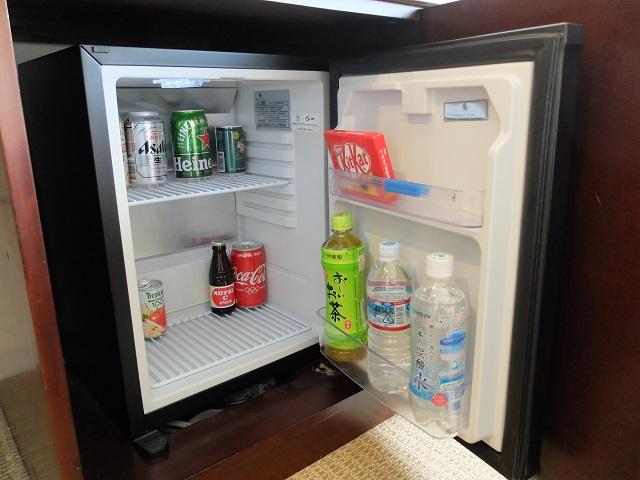 ANAクラウンプラザ岡山の冷蔵庫