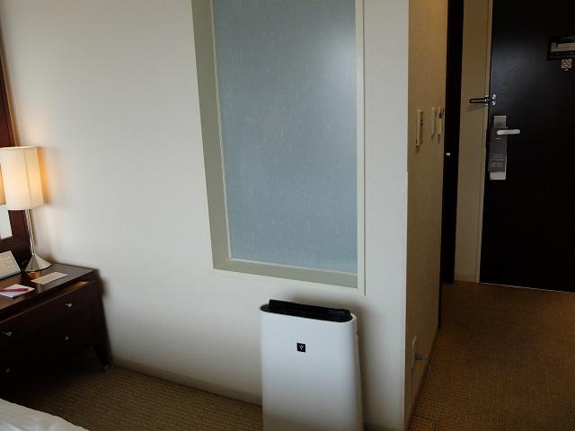 ANAクラウンプラザ岡山の空気清浄機