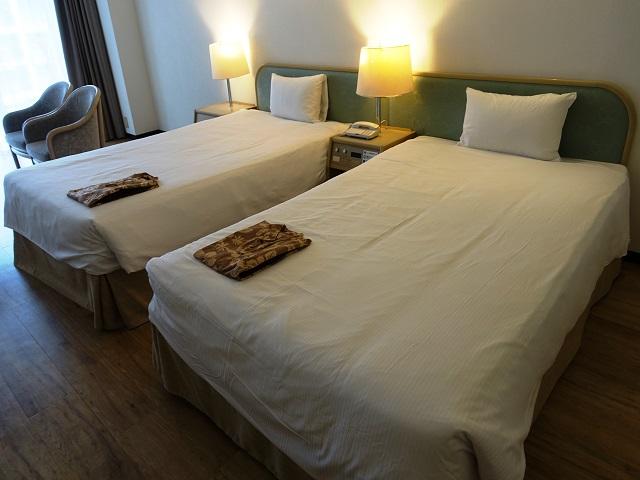 ホテルマハイナの部屋
