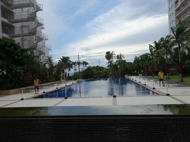ホテルマハイナ ウェルネスリゾートオキナワのプール