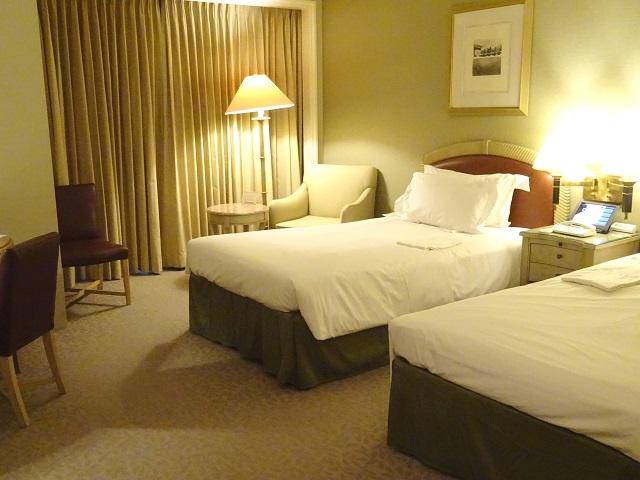 横浜ロイヤルパークホテルのレギュラーフロアの部屋