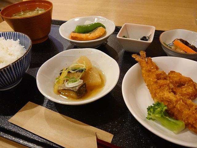 富山の御宿野乃の朝食