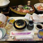 ゆ楽の夕食