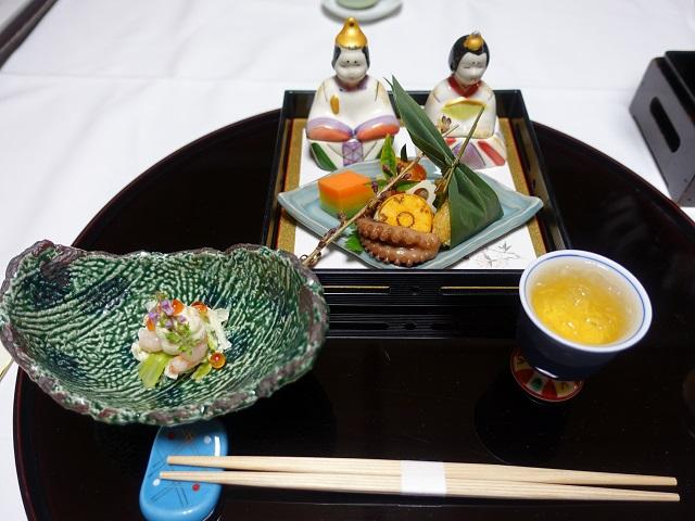 田乃倉の夕食
