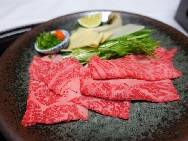 田乃倉自慢の牛肉