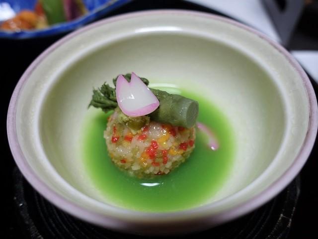 田乃倉さんの夕食