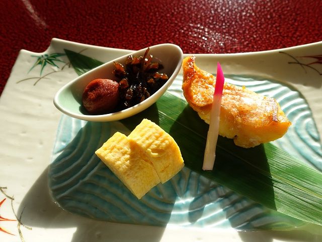 田乃倉の朝食