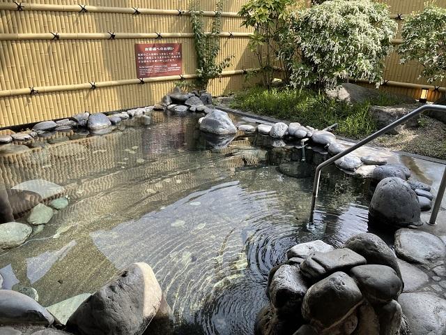 田乃倉の源流の湯