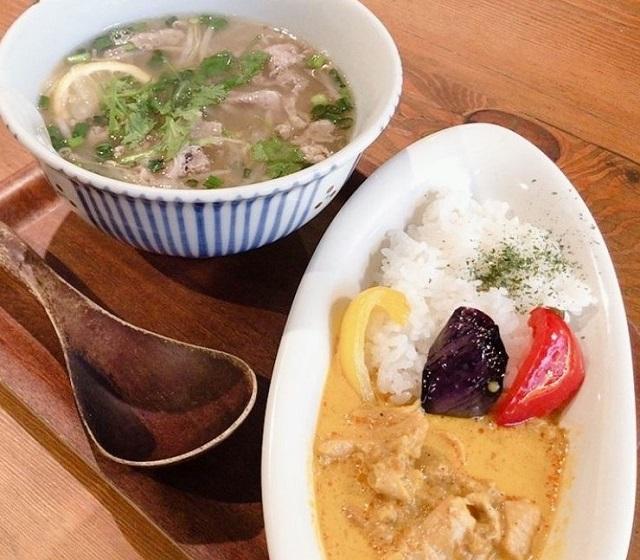 サイゴンキッチンのサイゴンセット